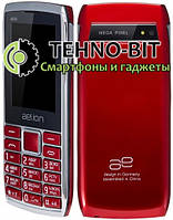 Кнопочный телефон AELion A600 Metal/Red Гарантия 12 месяцев