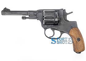 Наган Блеф 1919р (Револьвер системи Наган під капсуль жевело)
