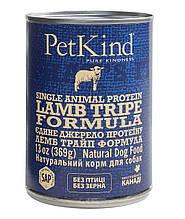 Консерви з ягням PetKind для собак різного віку 369 г