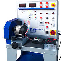 Стенд для проверки стартеров и генераторов DIGIBENCH BASIC Spin Италия