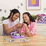 Творческий набор станок для плетения браслетов дружбы Куми,Cool Maker, 2-in-1 KumiKreator из США, фото 6