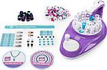 Творческий набор станок для плетения браслетов дружбы Куми,Cool Maker, 2-in-1 KumiKreator из США, фото 7