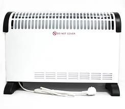Конвектор бытовой Crownberg Heater CB-2000   Электрический обогреватель, фото 2
