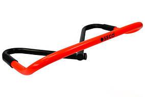 Барьер для бега SECO® 15-33 см оранжевого цвета
