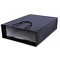 Ламинированные пакеты 35х40х12 см (печать на пакетах, картонные пакеты, бумажные пакеты, подарочные пакеты)