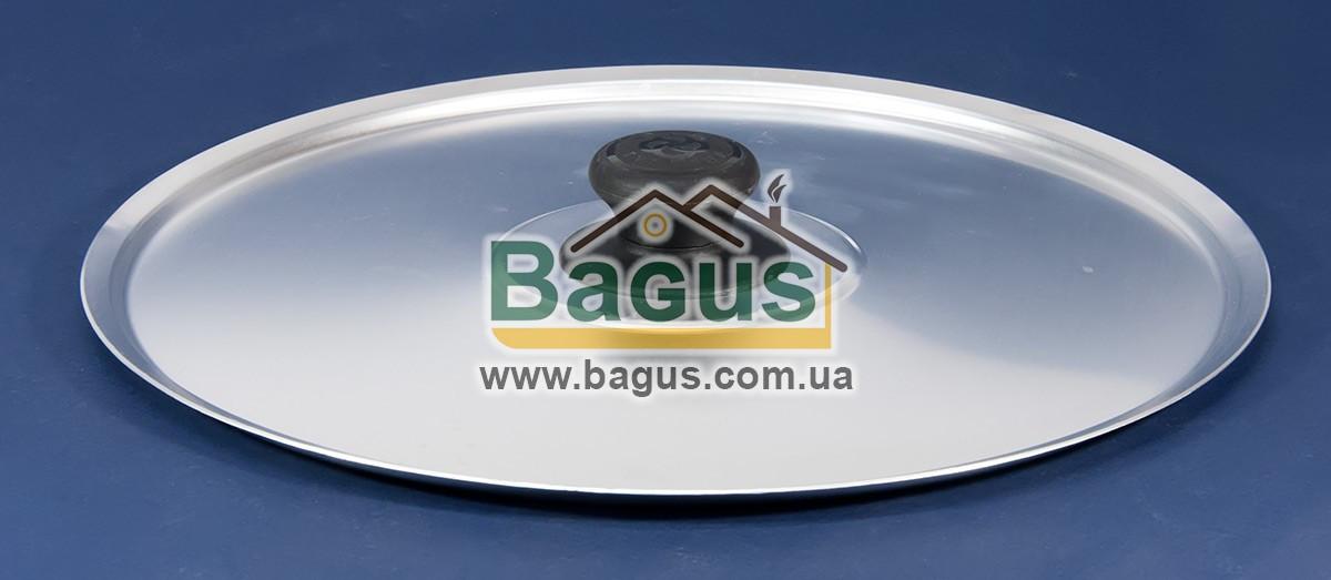 Крышка алюминиевая 26см для посуды Калитва 14101