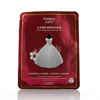Відновлююча маска з сакурою і гіалуронової кислотою Images Princess Wedding Dress Bright Color Mask, 30