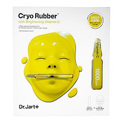 Гідрогелева маска з вітаміном С Dr.Jart Cryo Rubber Mask Brightening Vitamin C