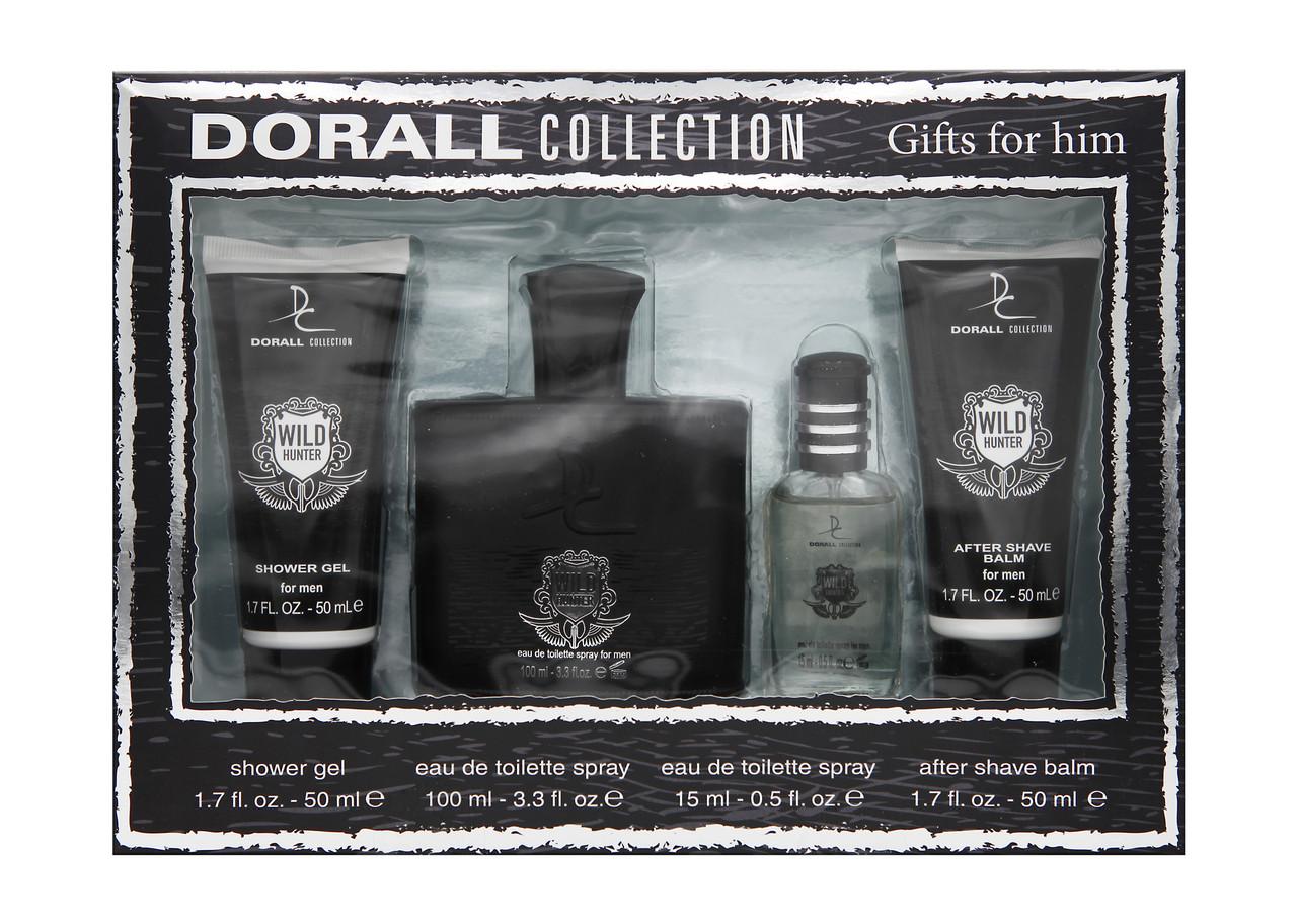 Dorall Collection Wild Hunter мужской парфюмированный набор