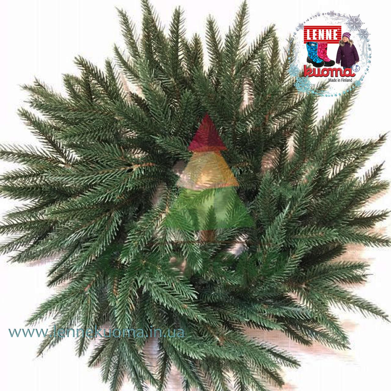 Венок рождественский Сказка зеленый
