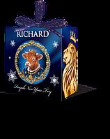 "Чай черний цейлонский байховый Ричард Новогодняя Игрушка ""Richard Royal New Year Toy"" 20г ж/б"