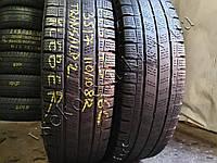 Зимние шины бу 205/75 R16c Kleber