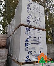 Газоблок стеновой 600х300х200