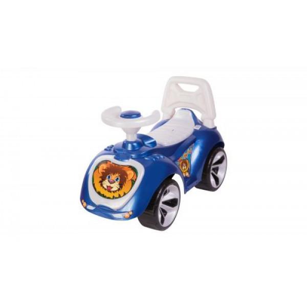 Машинка ЛАПКА, синяя 758
