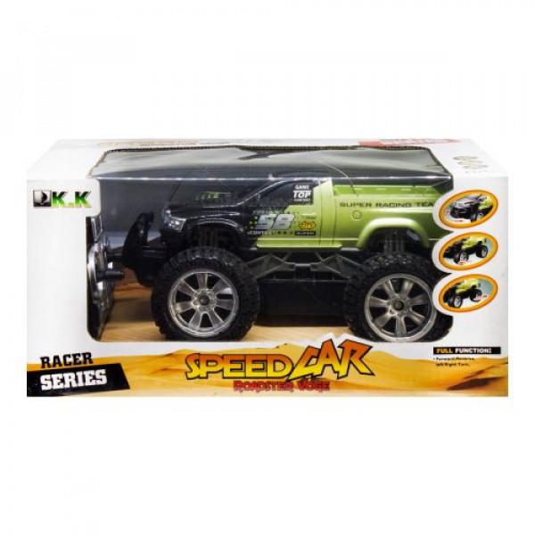 """Машина на радиоуправлении """"Dodge RAM"""" (салатовая) 3699-C6"""
