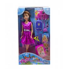 Кукла Ася с аксессуарами (путешествие) 35136