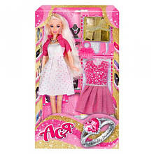 Кукла Ася (с аксессуарами) 35097