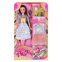 Кукла Ася (с аксессуарами) 35098