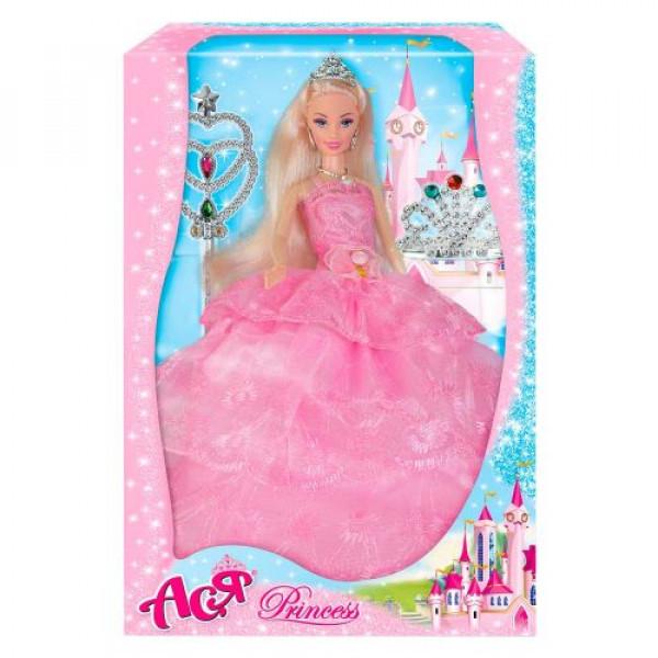 """Кукла """"Ася"""" (Принцесса) 35099"""
