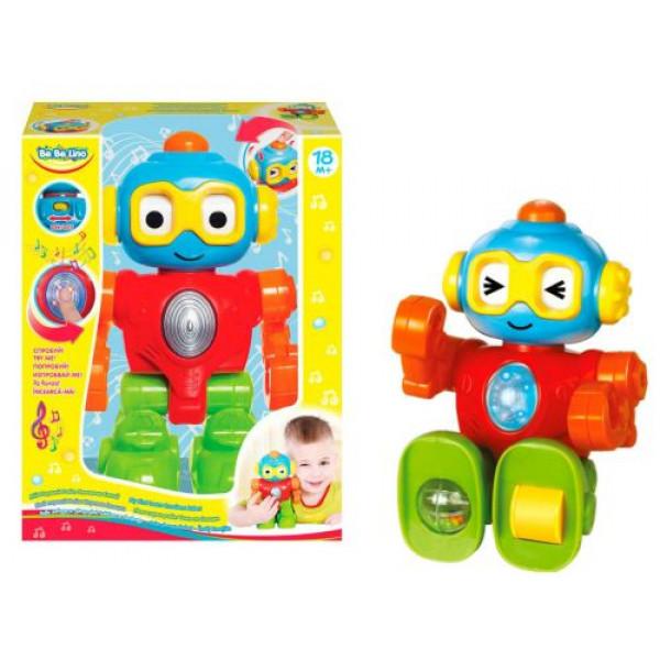 """Игрушка интерактивная """"Мой Первый Робот"""" 58163"""