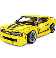 Конструктор Techinque гоночний автомобіль 558 деталей Детский конструктор машина типа лего для мальчиков