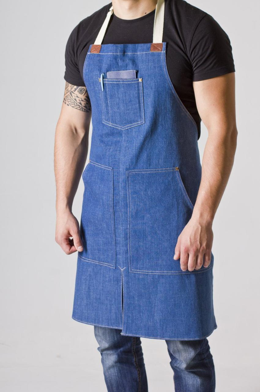 Фартук Baker Smith Jeans (Джинс)