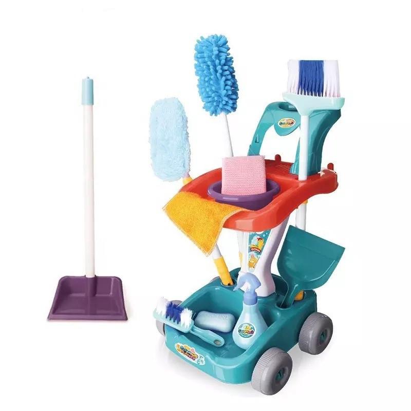 Набор для уборки 998-9, 22 предмета