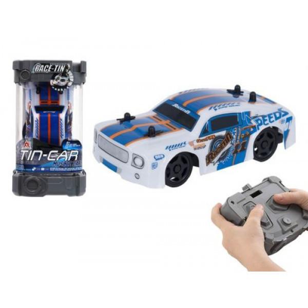 """Машинка на радиоуправлении """"Tin Car"""" (белая) YW253103"""