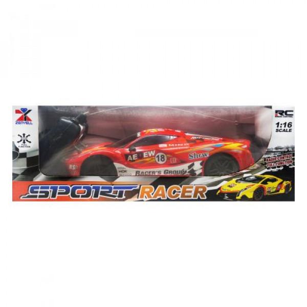 Машинка на радиоуправлении Sport Raser