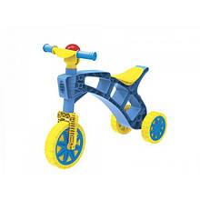 Каталка Ролоцикл синий 3831