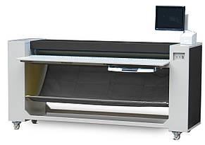 Машина для измерения и проверки качества кожи G180L (вертикальная)