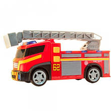 Пожарная машинка Teamsterl