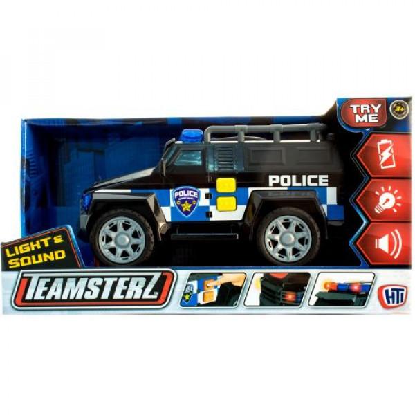 Машинка Teamsterl, полиция