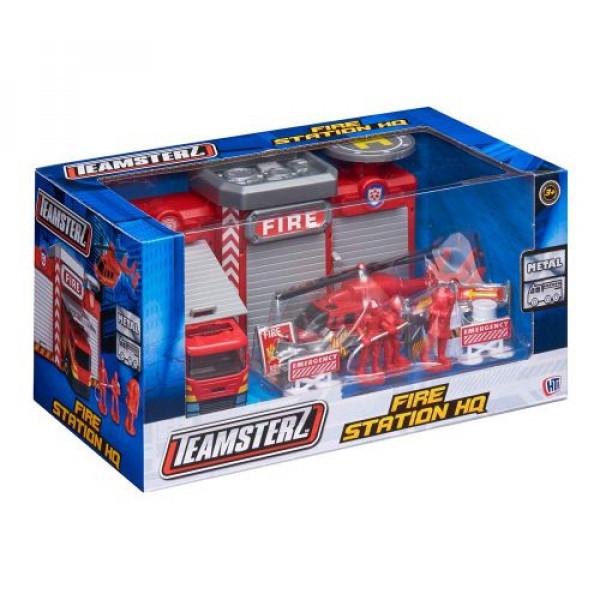 Набор Пожарная часть