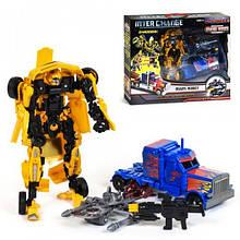Робот-трансформер Inter Change