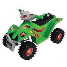Детский Квадроцикл Зеленый