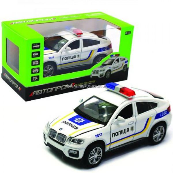 Машинка Полиция BMW