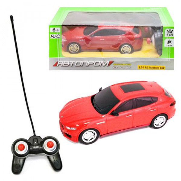 Машина на радиоуправлении Maserati SUV