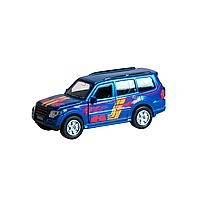 Автомодель  Mitsubishi Pajero Sport Синий, фото 1