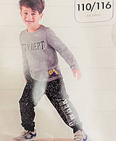 Дитячий реглан-лонгслив Lupilu для хлопчика 110\116, фото 1