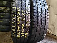 Зимние шины бу 195/75 R16c Barum