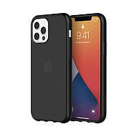 Чехол Griffin Survivor Clear iPhone 12 Pro Max (GIP-052-BLK)