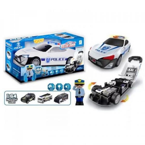 Набор с транспортом Police Garage