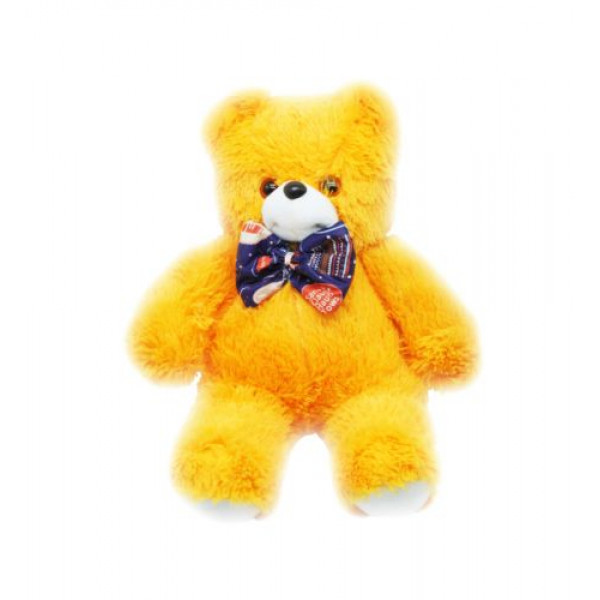 Мягкая игрушка Мишутка, оранжевый