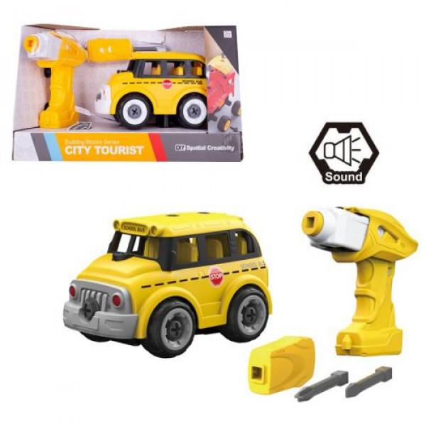 Машинка-конструктор Такси