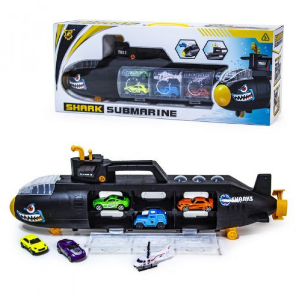 Игровой набор Shark Submarine