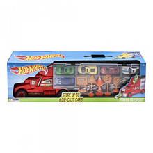 Машина-автовоз Hot Wheels,красный