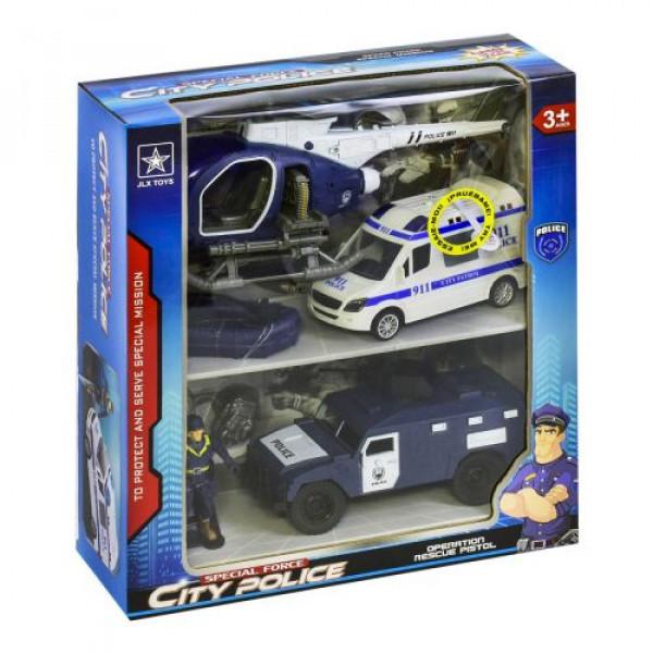 Полицейский набор City Police