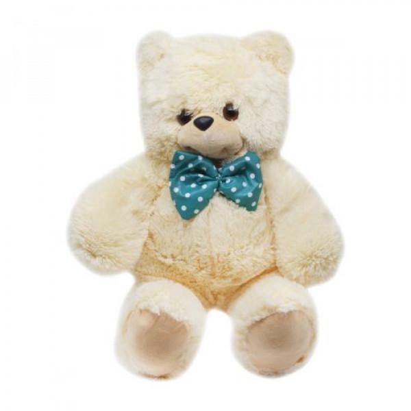 Мягкая игрушка Медвежонок, персиковый
