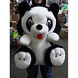 Большая плюшевая игрушка Панда 72 см, фото 2